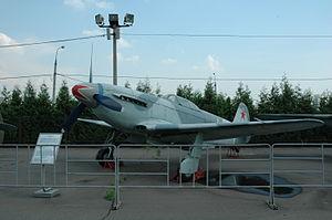 Yakovlev Yak-3 in Moscow.jpg