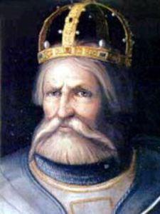 Фридрих I Барбаросса (Краснобородый)