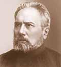 Портрет Лескова Н. С.
