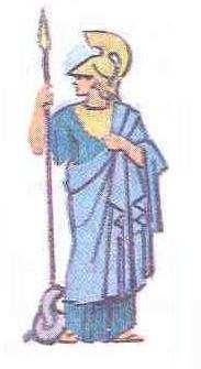 Афина -богиня мудрости и справедливой войны - Картинка 218/17
