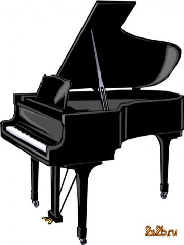 Фортепиано - внутри и снаружи! ВКонтакте