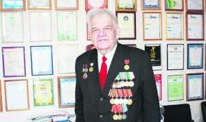 Олег Кульдяев удостоен высшего звания в Троицке