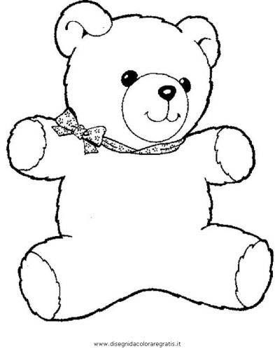 Мишка Тедди картинки раскраски Детские раскраски, распечатать, скачать