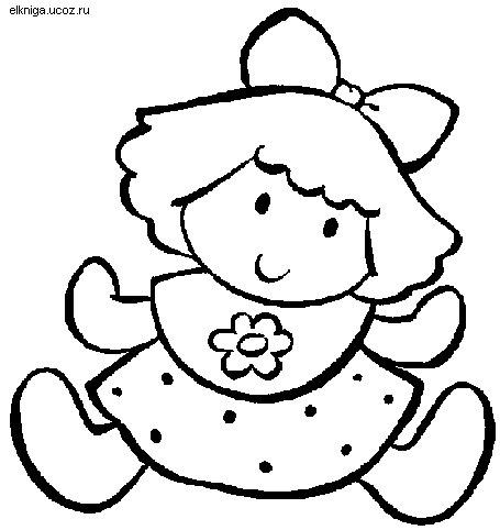 Роль простой раскраски в развитии ребенка. / самые простые раскраски детей