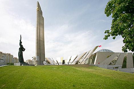Новы Музей гісторыі Вялікай Айчыннай вайны адкрыўся ў Мінску