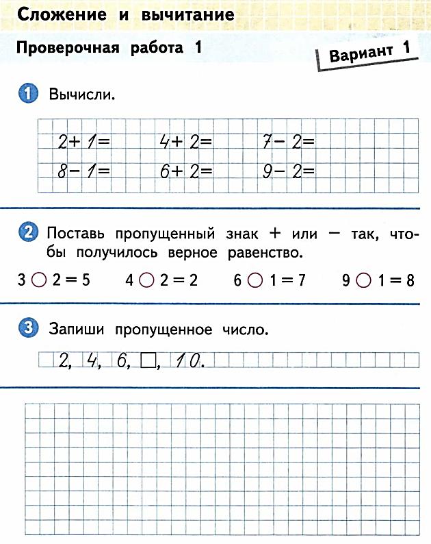 Как сделать контрольную работу по математике 7 класс - СтеллСервис