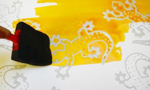батик, горячий батик, батиковая ткань, холодный батик, солевой эффект, техника сибори, узелковый батик, техника свободой росписи батика