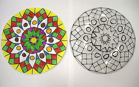 Как делать геометрические фигуры - Всё о фигуре здесь
