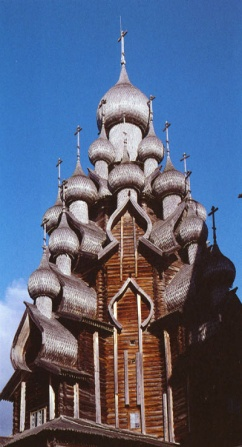 Спасо-Преображенская церковь, XVII в.