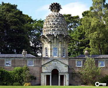 The Dunmore Pineapple House