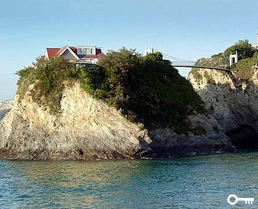 Towan Island House - Newquay