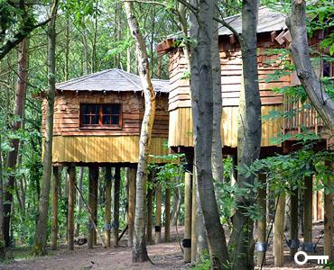 Treehouse at Centre Parcs