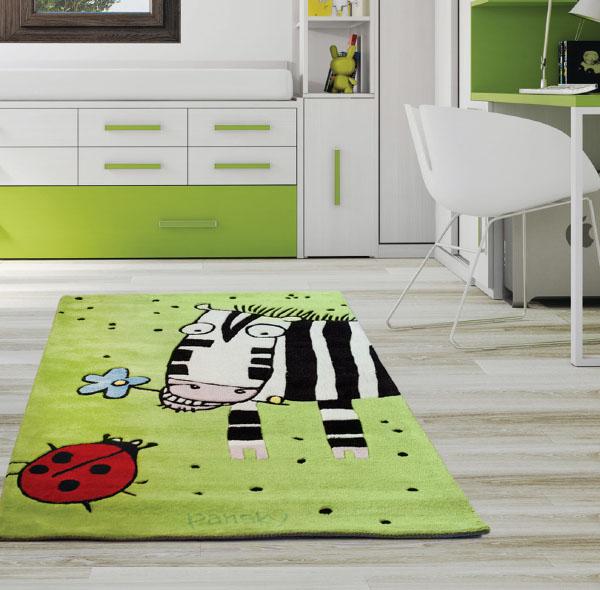 Детский дизайнерский ковер PANSKY Джек и божья коровка (Пански) арт.BHL-043а