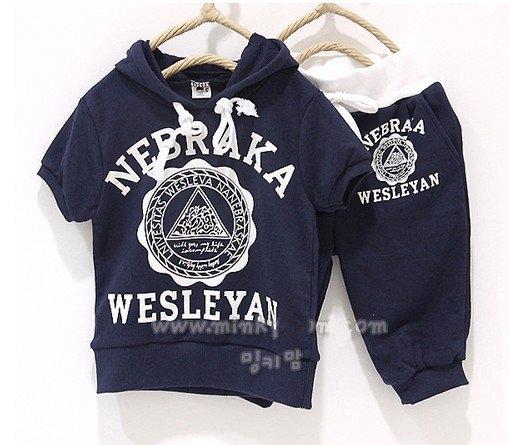 Детский женский Спорт мальчика иска удовлетворяет nebraka веслианскому детскому пыхтению рубашки с коротким рукавом, одевающему,