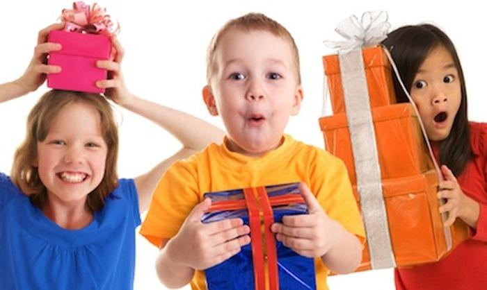 Как дарить подарки детям Рецептура