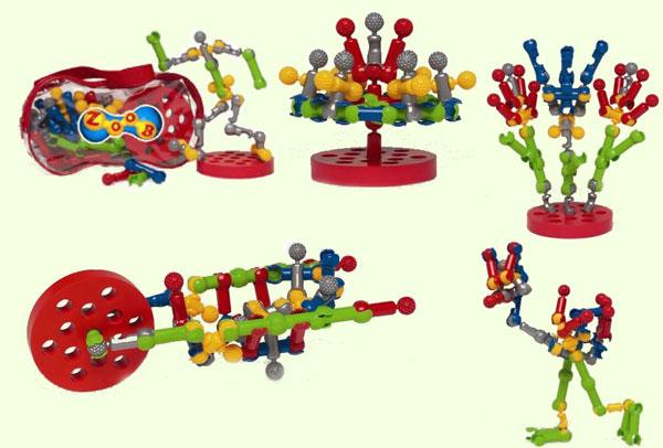 детские конструкторы и развивающие игру