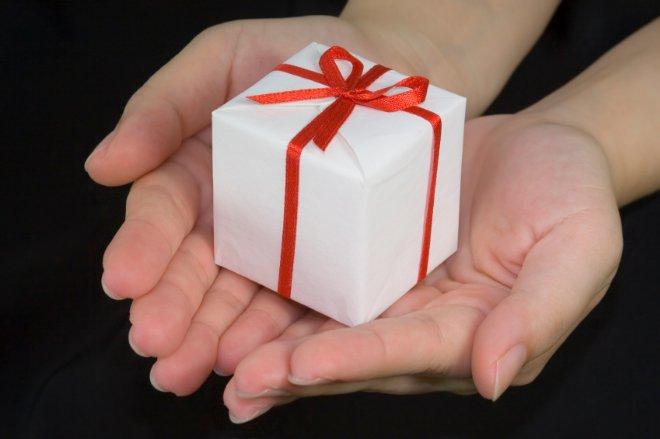 Дарите подарки красиво с картой MasterCard Gift от банка