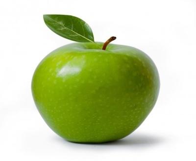 Green Apple из xiangdong Li, Роялти-фри стоковое фото #26758474 на Fotolia.ru