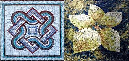 Узоры для мозаичной плитки