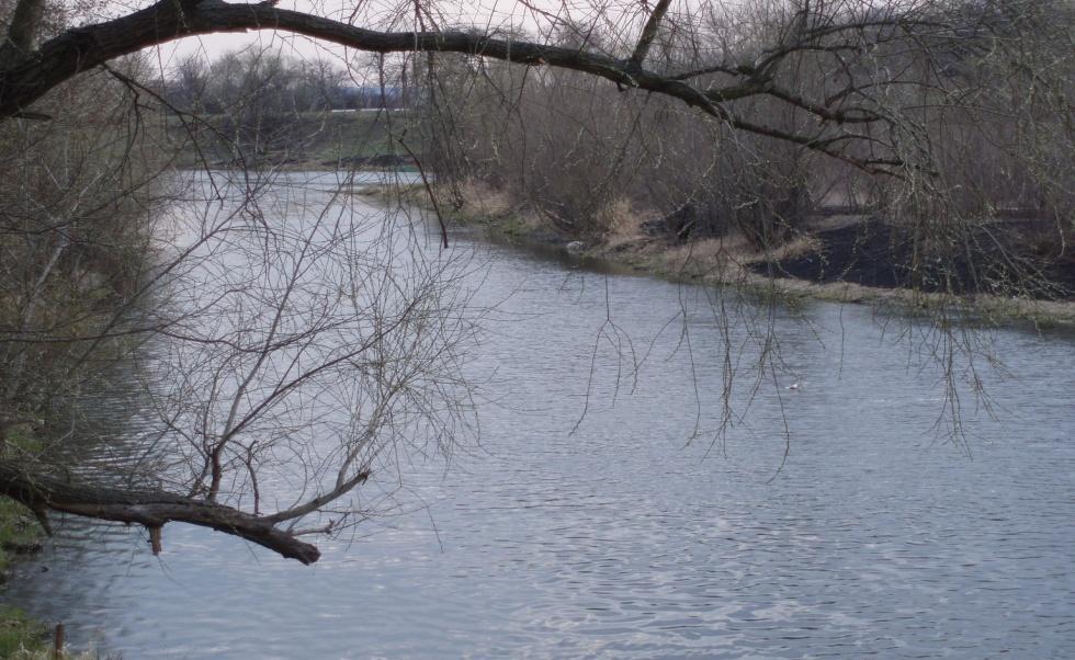 Река Миус, 2005 г.